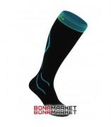 Носки Bridgedale Compression Ski black/blue, размер M