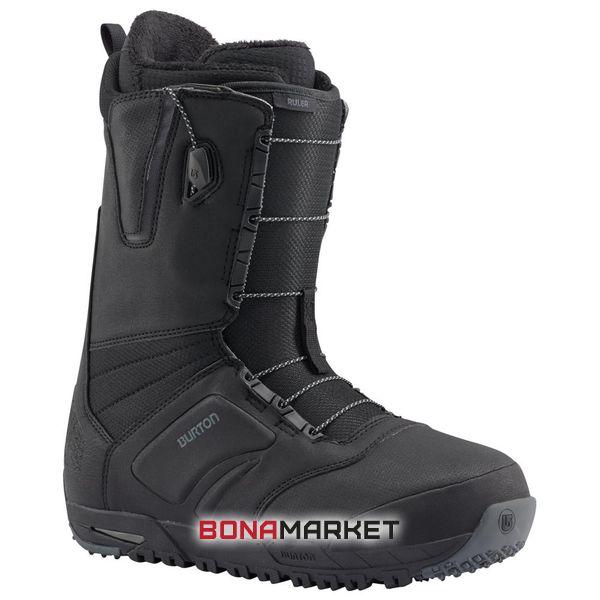Burton ботинки Ruler 2017 black