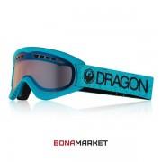 Dragon маска DX Blue lumalens flash blue