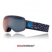 Dragon маска X1S Olio lumalens flash blue