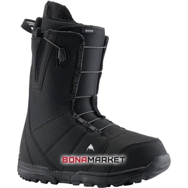 Burton ботинки Moto 2019 black
