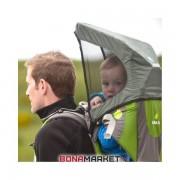 Little Life козырек от солнца для Child Carrier green