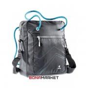 Deuter сумка Pannier black-turquoise