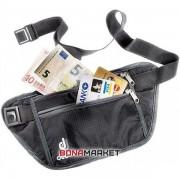 Deuter кошелек на пояс Security Money Belt S black-granite