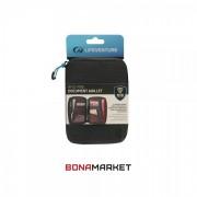 Lifeventure кошелек RFID Card Wallet black