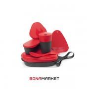 Light My Fire набор посуды Meal Kit 2.0 red