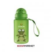 Little Life фляга Water Bottle 0.4 L crocodile