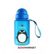 Little Life фляга Water Bottle 0.4 L penguin