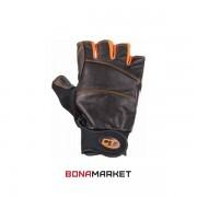 Climbing Technology перчатки Progrip Ferrata Half-fingers, размер L
