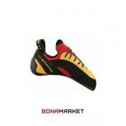 La Sportiva скальные туфли Testarossa red-yellow
