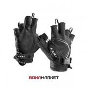 Leki перчатки Nordic Lite Shark Short black-white, размер 10
