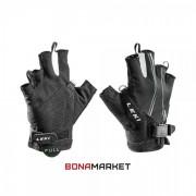 Leki перчатки Nordic Lite Shark Short black-neongreen-white, размер 6