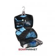 Lifeventure сумка Wash Bag Large black