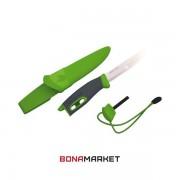 Light My Fire нож-огниво Fire-Knife green