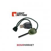 Light My Fire огниво Fire Steel Scout 2.0 green