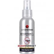 Lifesystems спрей от насекомых Expedition 50+ 100 ml