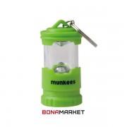 Munkees 1100 брелок-фонарик Mini LED Latern