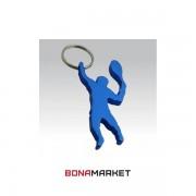 Munkees 3492 брелок-открывашка Tennis Player