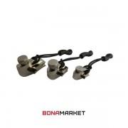 Munkees 7063 комплект брелков Fixn Zip steel