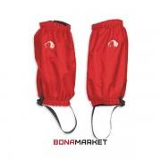 Tatonka бахилы Gaiter 420 HD Short red