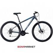Centurion велосипед Backfire B6 - MD 2017 silk anthracite, рама 48 см