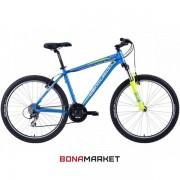 Centurion велосипед Backfire M4 2017 azure-hyper yellow