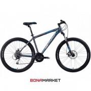Centurion велосипед Backfire N6 - MD 2017 silk anthracite, рама 41см