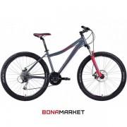 Centurion велосипед Eve G6 - MD 2017 matte anthracite, 41 см