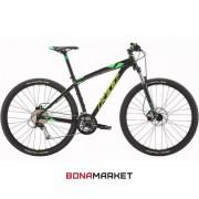 Felt велосипед MTB Nine 70 2017 matte black, рама 52 см