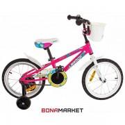 Lerock велосипед RX16 Girl pink-white