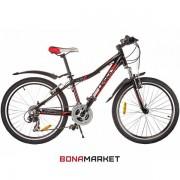 Lerock велосипед RX24 black