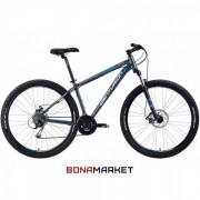 Centurion велосипед Backfire B6 - MD 2017 silk anthracite, рама 53 см