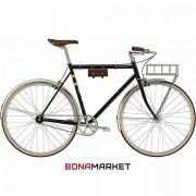 Felt велосипед Fixed York 2017 black hornet, рама 54 см