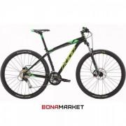 Felt велосипед MTB Nine 70 2017 matte black, рама 58 см