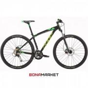 Felt велосипед MTB Nine 70 2017 matte black, рама 55 см