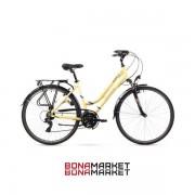 Romet велосипед Gazela 1.0 cream, рама 17 дюймов