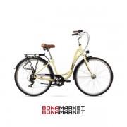 Romet велосипед Sonata cream, рама 17 дюймов