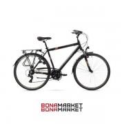 Romet велосипед Wagant 1.0 black, рама 21 дюйм
