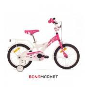Romet велосипед Diana 16 pink-white