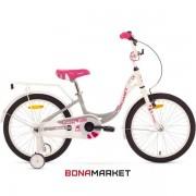 Romet велосипед Diana 20 white-grey