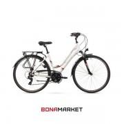 Romet велосипед Gazela 1.0 white, рама 17 дюймов