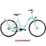Romet велосипед Panda 24 Lux blue