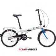 Romet велосипед Wigry 3 white-blue