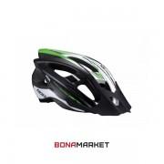 BBB шлем Jaya black-green