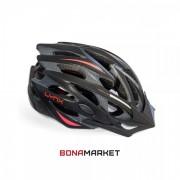 Lynx шлем Les Gets black-red, размер L