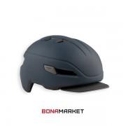 Met шлем Corso blue oil