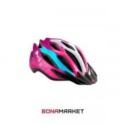 Met шлем Crossover pink UNI