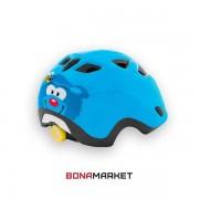 Met шлем Elfo blue bear UNI