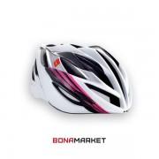 Met шлем Forte pink UNI