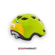 Met шлем Genio green giraffe UNI